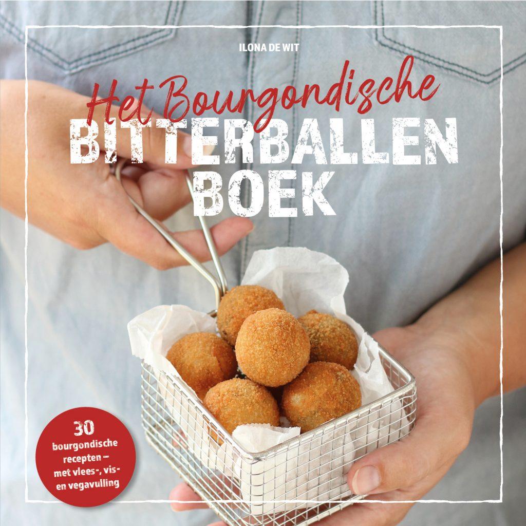 Cover Het Bourgondische Bitterballenboek