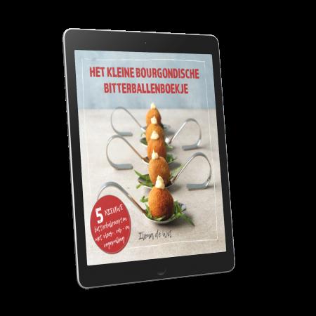 E-book Het Kleine Bourgondische Bitterballenboekje