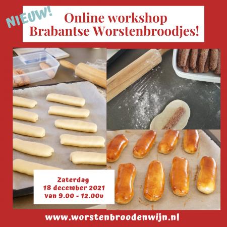workshop brabantse worstenbroodjes