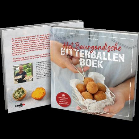 3D vcover Bitterballenboek staand